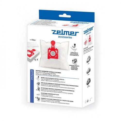 Торбиза прахосмукачка Zelmer 4+1