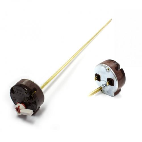 Термостат за бойлер Теси L450 с врътка 65/87 C – Термоват